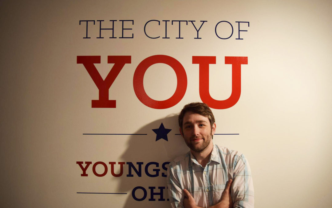 "Prof earns Governor's Award for ""City of You"""
