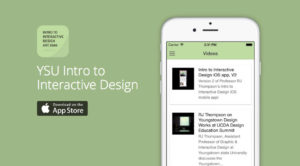 Intro to Interactive Design app