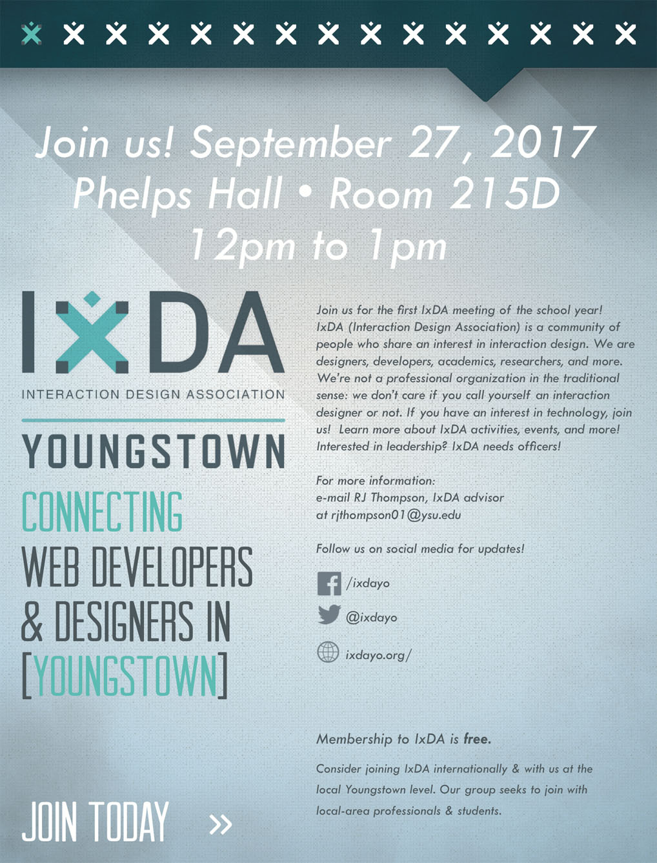 IxDA Poster