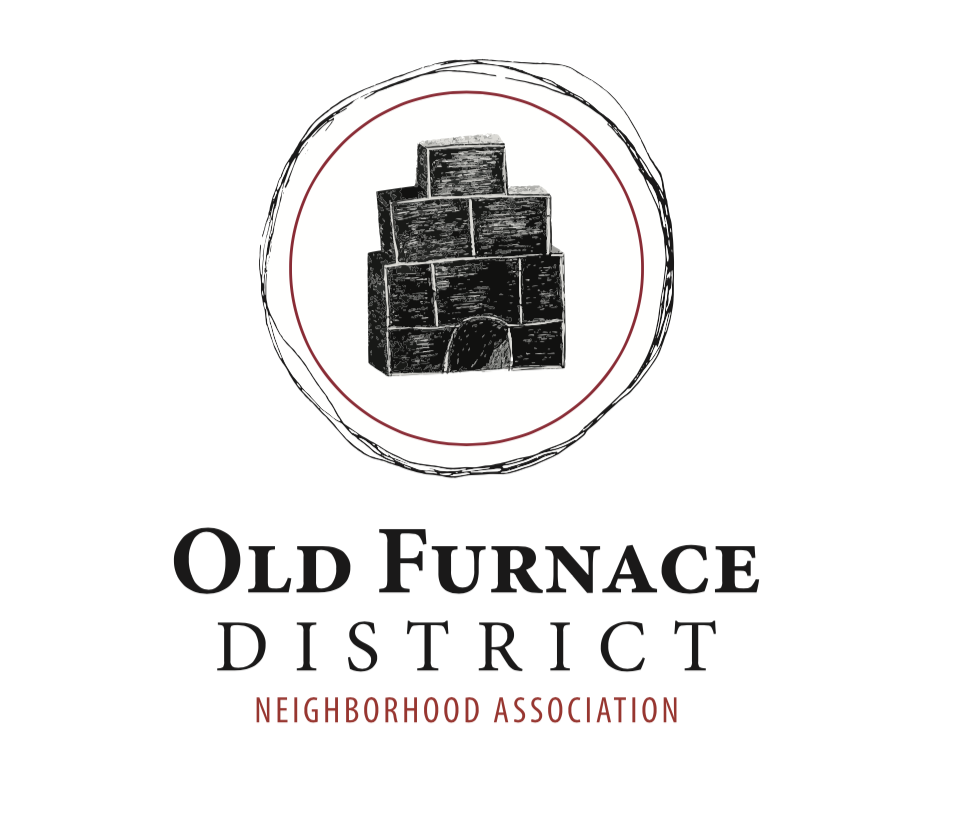 Old Furnace District Logo