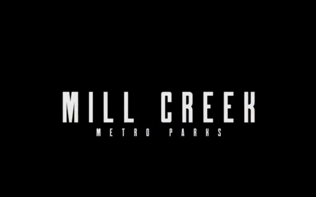 Jacob Kohler on Mill Creek Metroparks